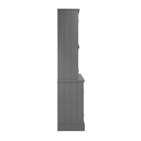 1480 SP - Buffetkast Knox 2x2-deuren (metalen deuren)