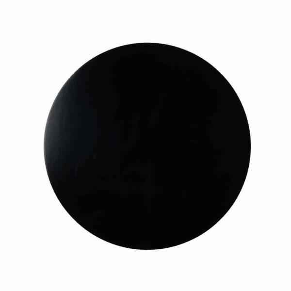 7278 - Bartafel Lando rond 60Ø (ZZZ-Zwart)