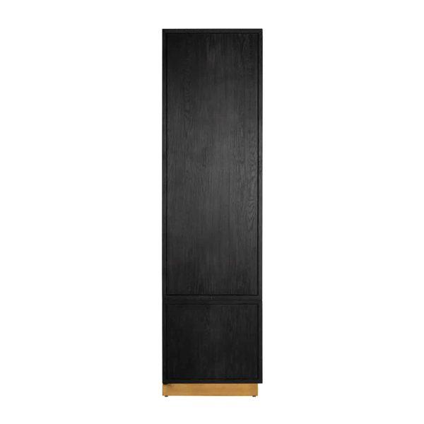 7460 - Linnenkast Blackbone gold 2-deuren 2-laden (Goud)