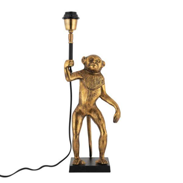 -LB-0069 - Tafellamp Avan aapje (Goud)