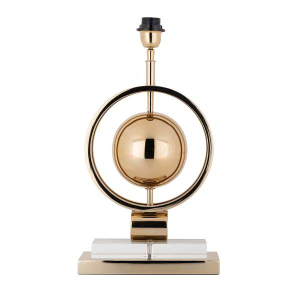 -LB-0072 - Tafellamp Averil goud (Goud)